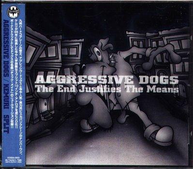 K - AGGRESSIVE DOGS - KEMURI SPLIT - 日版 THE END JUSTIF