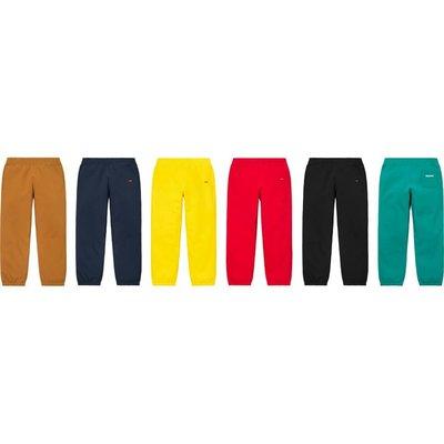 【美國鞋校】預購 Supreme FW19 WINDSTOPPER Sweatpant 防水長褲