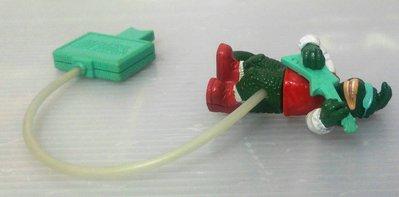 龍廬-二手品-麥當勞兒童餐玩具-恐龍家族電視影集Disney dinosaurs tv show-恐龍兒子/公仔老玩物
