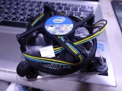 全新銅底 INTEL原廠LGA1150/1151/1155/1156 CPU風扇 i3 i5 i7 專用