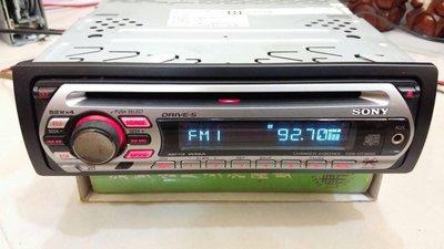SONY單片mp3主機CDX-GT360S