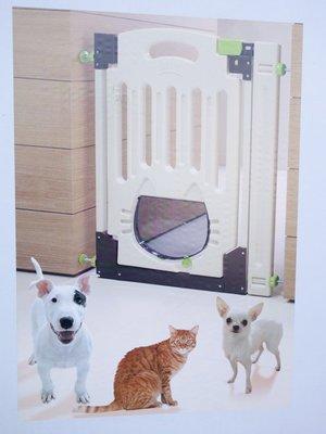 【優比寵物】ACEPET寵物柵欄門NO...
