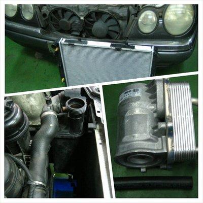 BMW水箱 冷氣風扇安裝E36 E46 E90 E91 E92 318 320 323 325 330 335 E39