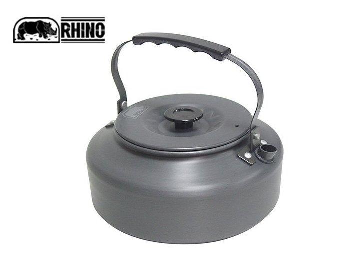 丹大戶外用品【RHINO】犀牛 (新改款)超輕鋁合金茶壼Camping Kettle 1.5L K-33