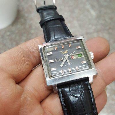 <稀有>SWISS 機械錶 Ogival 愛其華 保養完成 老錶 另有 OMEGA Rolex SEKIO CASIO CITIZEN TELUX CK IWC