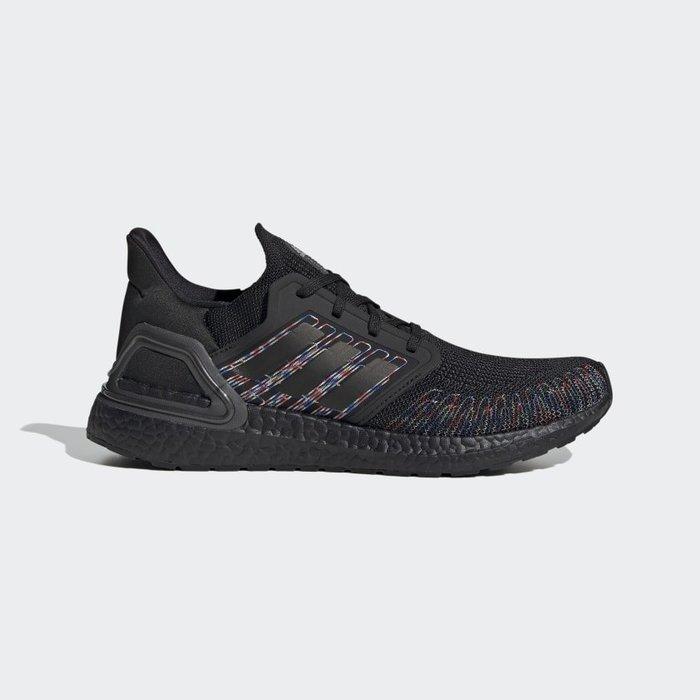 南◇2020 6月 Adidas Ultra Boost 2020 Multi-Color EG0711 黑 編織 跑鞋