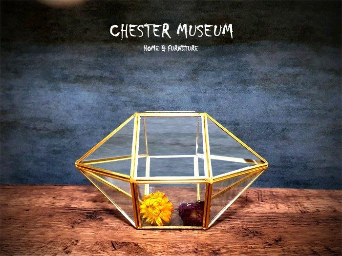 【現貨】金色玻璃花房(E款) 金色 玻璃花房 黑色玻璃花房 玻璃花器 玻璃花盆 花器 花盆 永生花 乾燥花 黑色