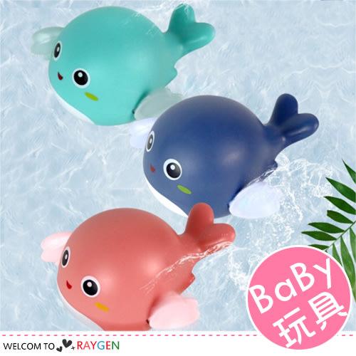 HH婦幼館 會游泳的小海豚造型玩具 寶寶洗澡玩具【1C010M799】