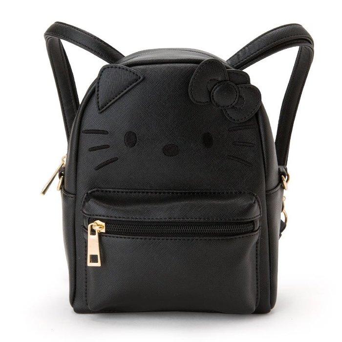 迷你小背包《預購》Coco馬日本代購~ 日本三麗鷗 正版 凱蒂貓 後背包 書包 背包 2WAY 肩背包 斜背包