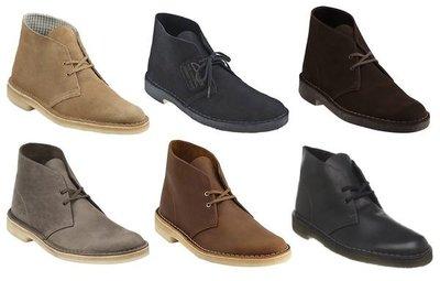 { POISON } CLARKS ORIGINALS DESERT BOOT 經典鞋款 中筒沙漠靴 多色調訂購