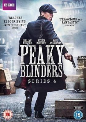 【藍光電影】浴血黑幫 第四季 2017 2碟 Peaky Blinders