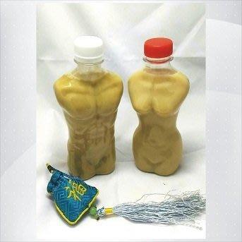 小鮮女瓶 空罐 奶茶瓶 PET 飲料瓶 人型裸體 空瓶 女款 日本限定 送禮 飲料店瓶罐批發團購-09  360支單價
