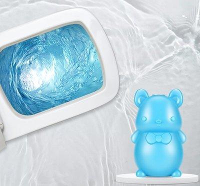 【現貨+1瓶可用2個月】藍鼠 馬桶除臭...