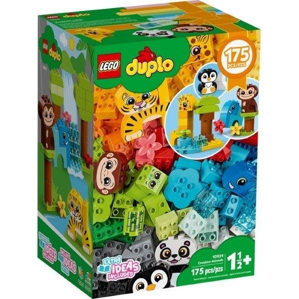 LEGO 10934創意動物組 大顆粒得寶系列 原價2499元 樂高公司貨 永和小人國玩具店
