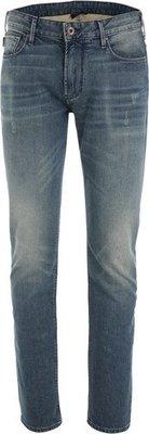 【EZ兔購】~正品美國Armani Jeans 亞曼尼 AJ 修身 牛仔褲 ~現貨29腰 還有