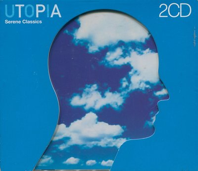 UTOPIA Serene Classics 比才 貝多芬 莫札特 柴可夫斯基 韓德爾 舒伯特 經典古典作品合輯 雙CD