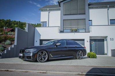 CS車宮車業 BMW 5-SERIES G30 KW V3 台灣總代理避震器 保固兩年