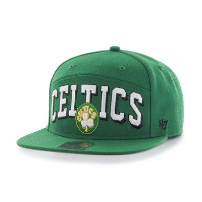 【血拼妞】47 BRAND BOSTON CELTICS CAPTAIN NBA 波士頓塞爾提克 幸運草 綠《預購》