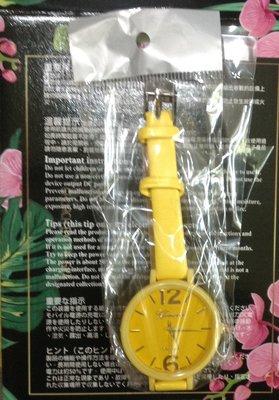 全新Geneva錶糖糖錶IG最火商品潮錶黃色錶