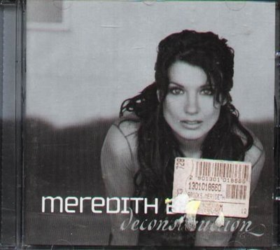 K - Meredith Brooks - Deconstruction - CD - NEW