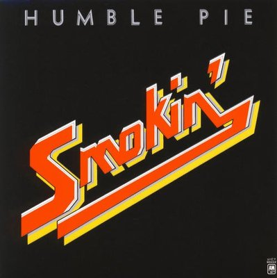美國二手黑膠Humble Pie/Smoking
