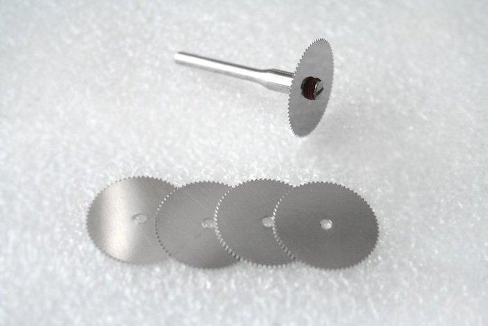 全新  5片裝 電動打磨機用  不銹鋼切割盤鋸 含齒鋸 小型切割的好幫手