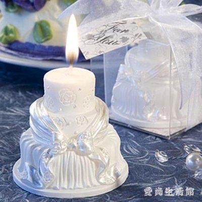 浪漫蠟燭 浪漫創意回禮無煙家用蠟燭婚紗蛋糕點心小蠟燭 AW3231