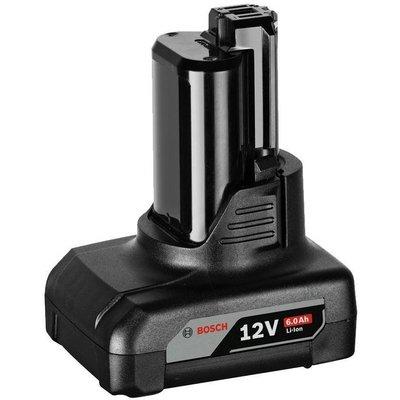 【合眾五金】『附發票』特價BOSCH博世12V 6.0Ah 原廠電池 GBA 實體店面安心購買