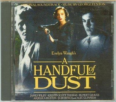 """""""一掬塵土 A Handful of Dust""""- George Fenton,美版,29"""