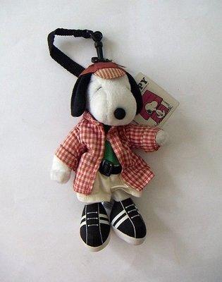 陽光一品~~史努比吊袋置物包娃娃~~ 特價品