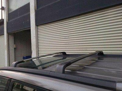㊣TIN汽車配件㊣銀色款現貨 X-TRAIL 03 一代原廠型專車專用型車頂 行李架,車頂架,車頂桿,專用型行李架,橫桿