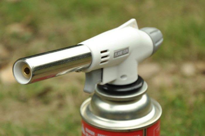 全新耐高溫烘培燒烤碳爐點火 丁烷氣噴火槍噴頭卡式噴槍焊槍點火槍器 k30