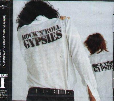 K - ROCK 'N' ROLL GYPSIES - I  - 日版 - NEW