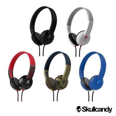 美國 Skullcandy 潮牌 Uproar 阿波羅(紅黑) 小耳罩式耳機(公司貨)