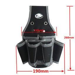 達磨工具包 維修腰包 腰掛式工具袋 電工簡式工具掛包 多功能腰包