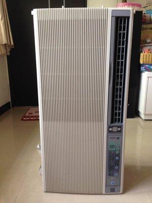 三洋直立式冷氣機 110V電壓插電就能用