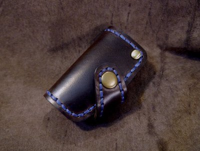 (KH手工皮件)手作訂製Vespa偉士牌LX Primavera Sprint GTS鑰匙包鑰匙皮套顏色自選免費燙字