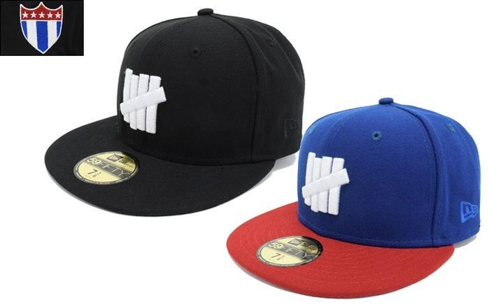 【超搶手】 全新正品2015最新UNDEFEATED x NEW ERA 5 STRIKE SU15 CAP 全封棒球帽