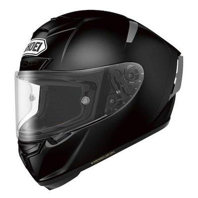 【元素重車裝備】SHOEI X-14素色 全罩式安全帽 來店再享優惠
