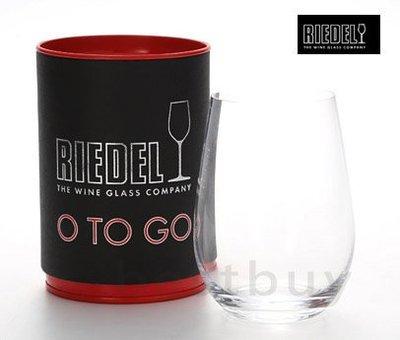 Riedel O系列 O to GO 水晶杯(硬盒1入圓桶裝)2414-22 白葡萄酒杯 威士忌 烈酒杯 水杯