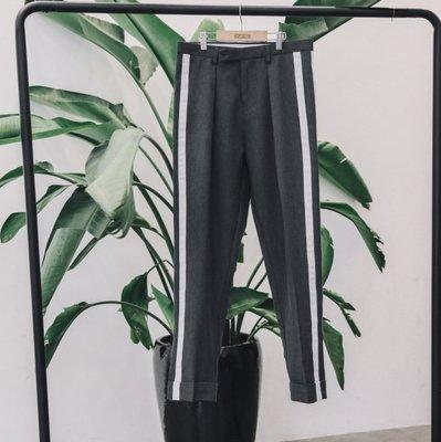 【JP.美日韓】韓國 質感西裝褲 休閒...