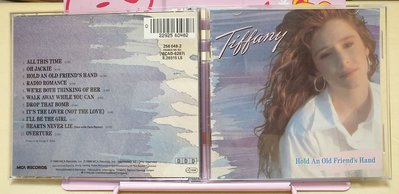 Tiffany Hold An Old Friend's Hand 德版 無IFPI All This Time