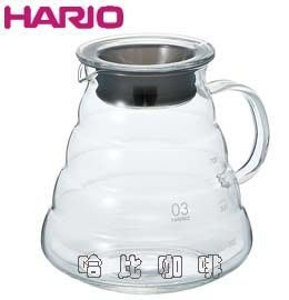 【豐原哈比店面經營】日本製 HARIO XGS-80TB 雲朵耐熱分享壺-800cc