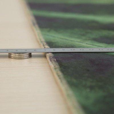 中式地毯創意古典花卉中國風地毯客廳臥室...