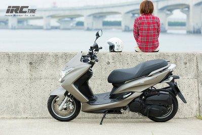 三立二輪 120/70-13 (53P)F 日本 IRC SCT-001 速克達輪胎(含安裝+氮氣充填)or宅配免運費