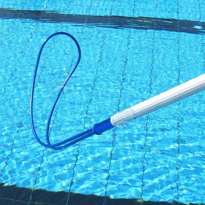 【奇滿來】游泳池設備 救生勾  救生桿 救生圈 救生設備 救生椅 不含伸縮桿 桿子另購 AQAJ