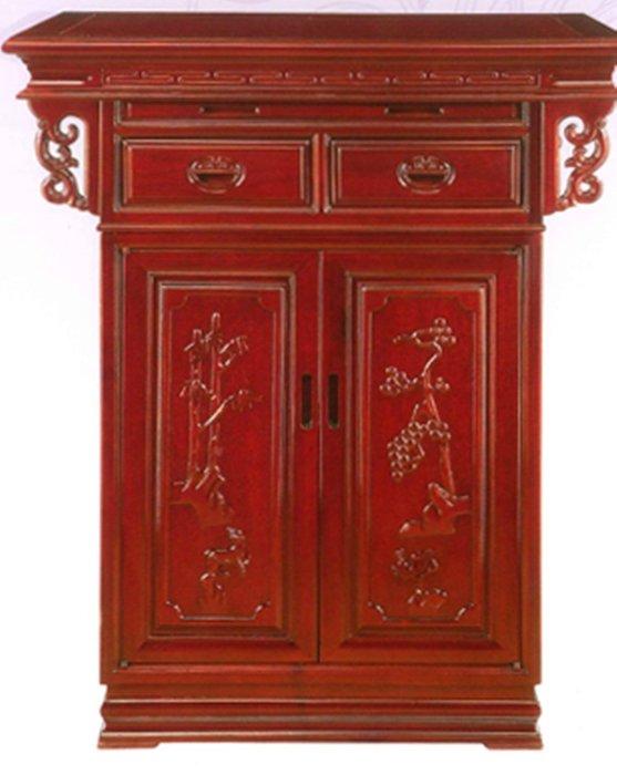 【DH】商品貨號W30-02商品名稱《美喬式》2.9尺公媽櫥。備有3尺5/另計。木匠師傅精心製作。主要地區免運費