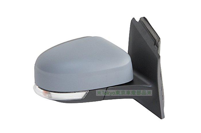 ※Tokyo東京車燈部品※ FOCUS 13 14 15 16 17 18 電動後視鏡電折+除霧+方向燈+ 10線 右邊