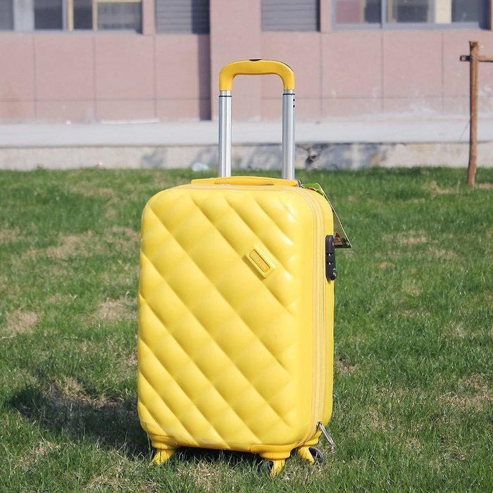 ABS+PC拉桿箱 旅行箱 萬向輪男女行李箱 TSA海關鎖鏡面大容量登機箱