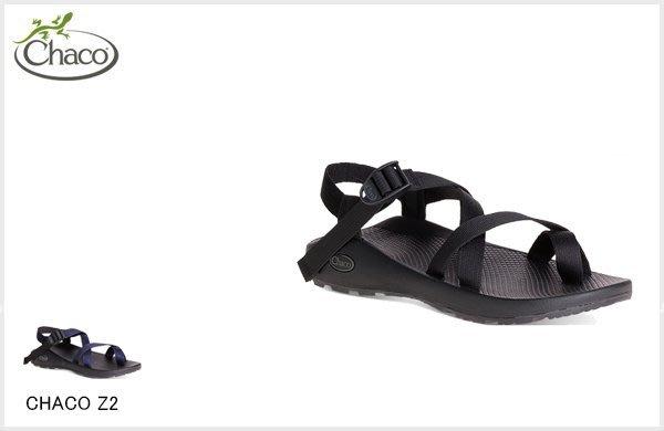 WaShiDa【Z2】CHACO 美國品牌 UMNAWEEP Z2 戶外 運動 夾腳 厚底 足弓 涼鞋